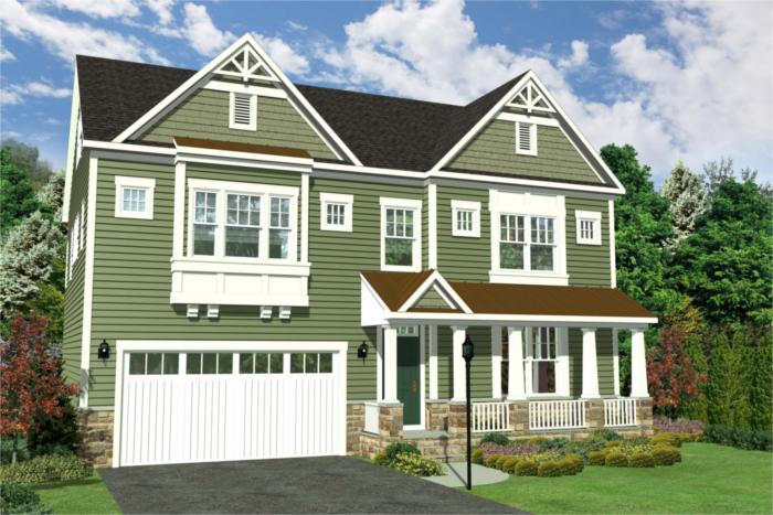 Foxhall Homes - Metropolitan