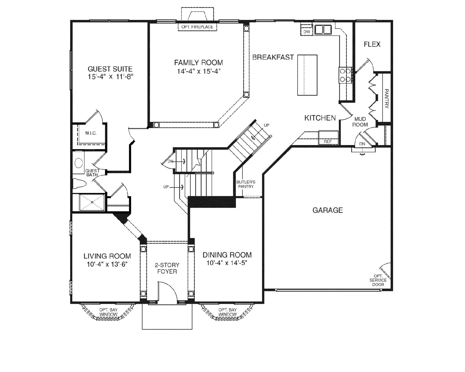 100 Wilshire Homes Floor Plans Palmera Ridge